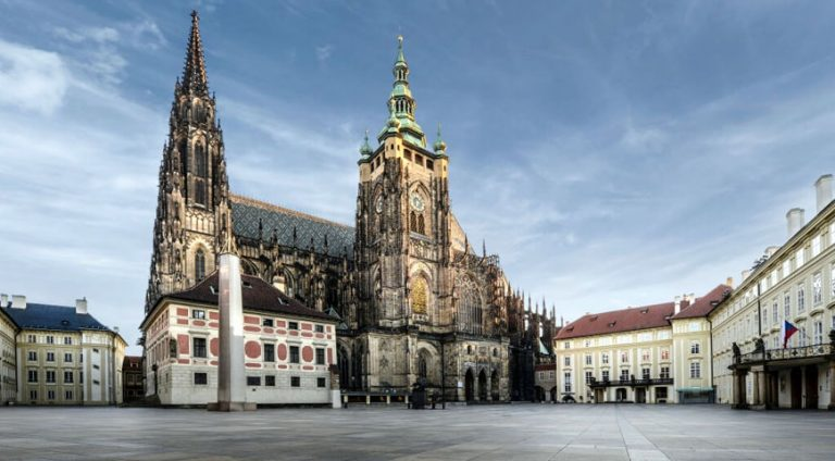Prague Castle Tour